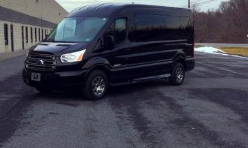 Small Corporate Van