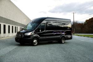 Large Transit Van